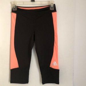 Adidas workout 3/4 tights